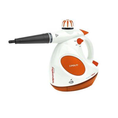Polti PTGB0058 Vaporetto Diffusion Steam Cleaner - White & Orange