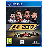 F1 2017 Special Edition - PS4