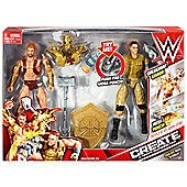 WWE Create A Superstar John Cena Vs Triple H