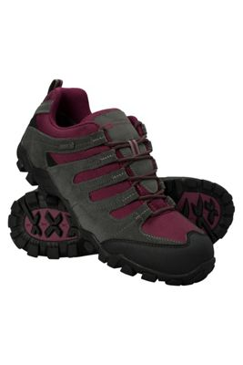 Mountain Warehouse Belfour Womens Rubber Comfortable Lightweight Breathable