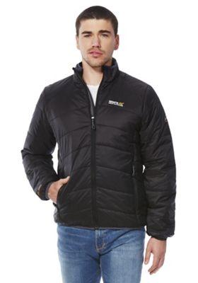 Regatta Icebound II Quilted Warmloft Jacket L Black