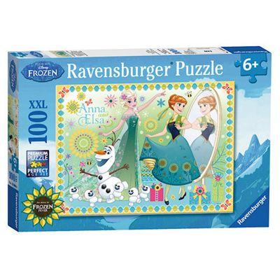 Ravensburger Disney Frozen Fever XXL Puzzle - 100 Pieces