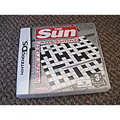 Sun Crossword Challenge /nds - NintendoDS