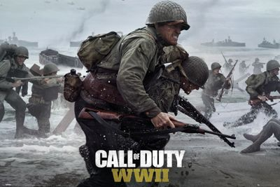 Call of Duty Stronghold WWII Poster 61x91.5cm
