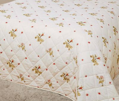 Belledorm Wild Rose Country Dream Bedspread - Single
