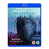 REVENANT, THE Blu-ray + Digital HD UV