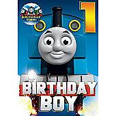 Thomas The Tank Engine Birthday Card - 1 Year