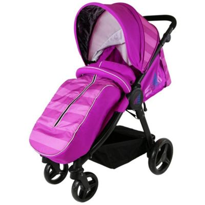 iSafe Sail Stroller (Plum)