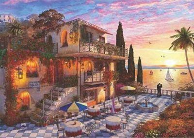 Mediterranean Romance - 3000pc Puzzle