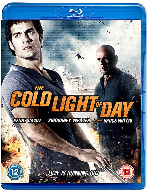 The Cold Light Of Day (Blu-Ray)