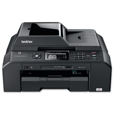 Brother MFCJ5910DW Professional A3 Colour Inkjet Multifunction Printer