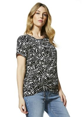 JDY Ruched Front Top Multi M