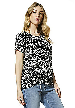 JDY Ruched Front Top - Multi