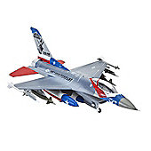 F-16C Fighting Falcon 1:144 Scale Model Kit - Hobbies