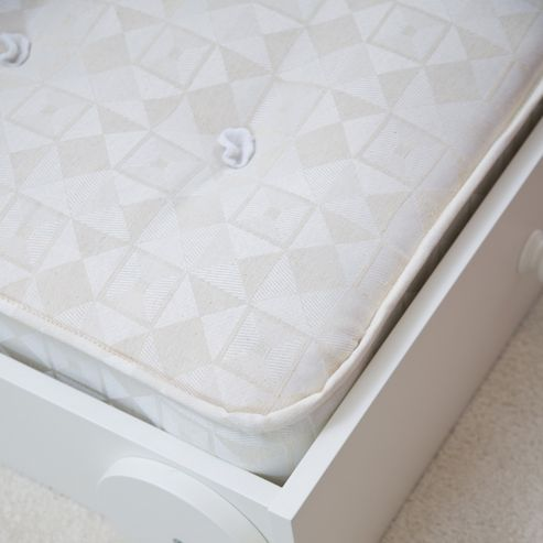 Thin Single 3ft Bunk Bed Or Trundle Mattress