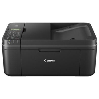 Canon PIXMA MX495, Wireless All-in-One Inkjet Colour Printer, A4 - Black