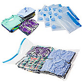 Andrew James 14 Piece Set of Vacuum Storage Bags