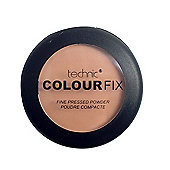 Technic Colour Fix Fine Pressed Powder 12g-Cinnamon