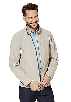 F&F Harrington Jacket - Stone