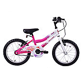 "Professional Sparkle 16"" Wheel Kids MTB Bike 5+"