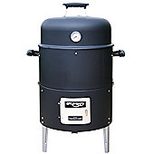 Bar-Be-Quick Smoker & Grill Charcoal Barbecue