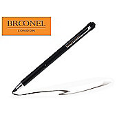 Broonel Midnight Black Rechargeable Fine Point Digital Stylus For The