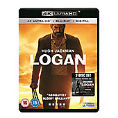 Logan Blu-ray 4K Ultra HD