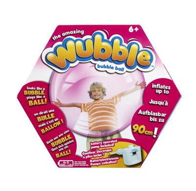 The Amazing Wubble Bubble Ball Pink