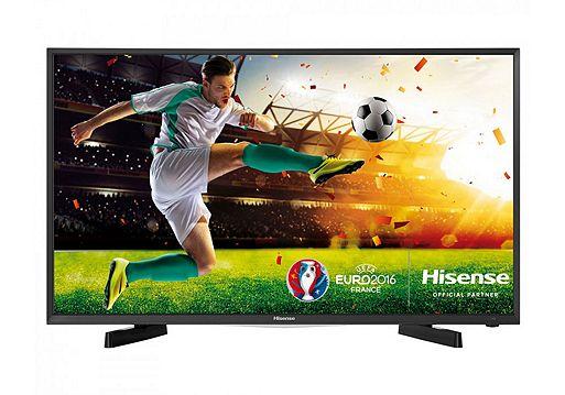 Hisense H40M2600 40 Inch Full HD Freeview HD Smart TV - Black