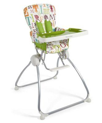 Mamas & Papas - Rio Folding Highchair