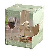 Ravenhead Nova Red Wine Glass 33cl Set of 4