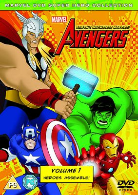 Avengers - Earth'S Mightiest Heroes Volume 1