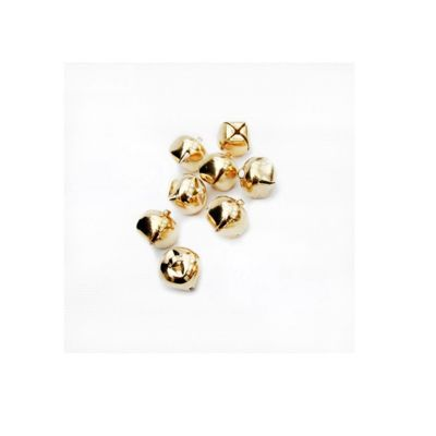 Craft Factory Gold Bells 12mm