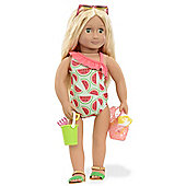 Our Generation 18-inch Doll Slice Of Fun Outfit