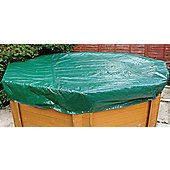 Debris Cover For 18ft x 12ft Oval Steel Pool