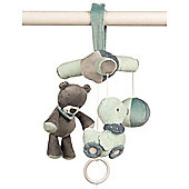 Nattou Mini Baby Cot Mobile - Jack, Jules and Nestor