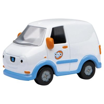 Hornby Olly The Little White Van Die Cast Vehicle Olly