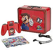 Power A Nintendo Switch Lunch Box Tin Kit - Super Mario