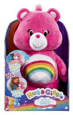 Care Bear Hug and Giggle Cheer Bear