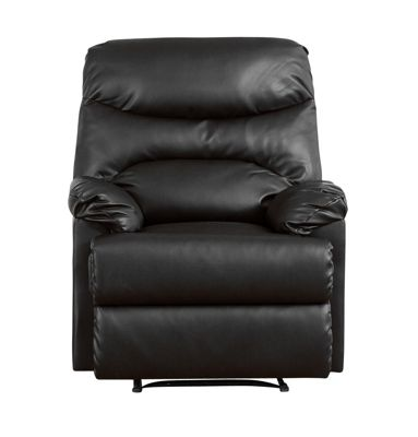 Sofa Collection Lucien Electric Riser Recliner Armchair - 1 Seat - Black