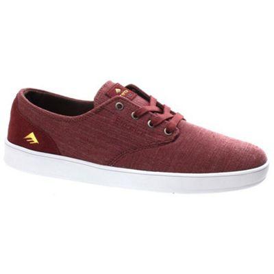 Emerica The Romero Laced Maroon Shoe