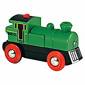 Brio Battery Powered Wooden Engine