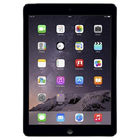 Apple iPad Air, 128GB, WiFi & 4G LTE (Cellular) - Space Grey