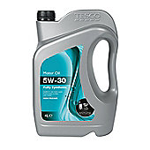 Tesco 5W30 Fully Synthetic Oil High Mileage 4L