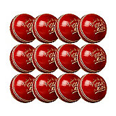 12 x Dukes Club Match Cricket Balls
