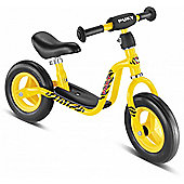 Puky LRM Childrens Learner Bike - Yellow-Black