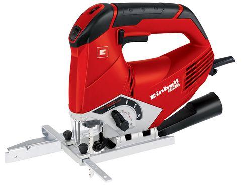 Einhell TE-JS 100 Red Electronic Variable Speed Jigsaw 750 Watt 240 Volt