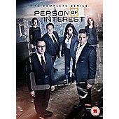 Person Of Interest: Seasons 1-5 DVD