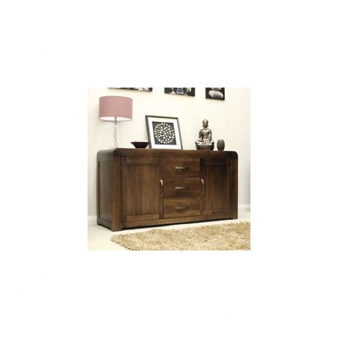 Baumhaus Shiro Sideboard in Walnut