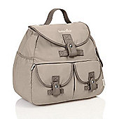 Babymoov Street Style Maternity Changing Bag Brown/Taupe